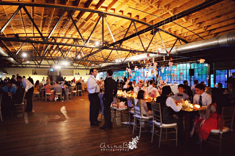 Cindy Adelin Summerour Studio Wedding In Atlanta