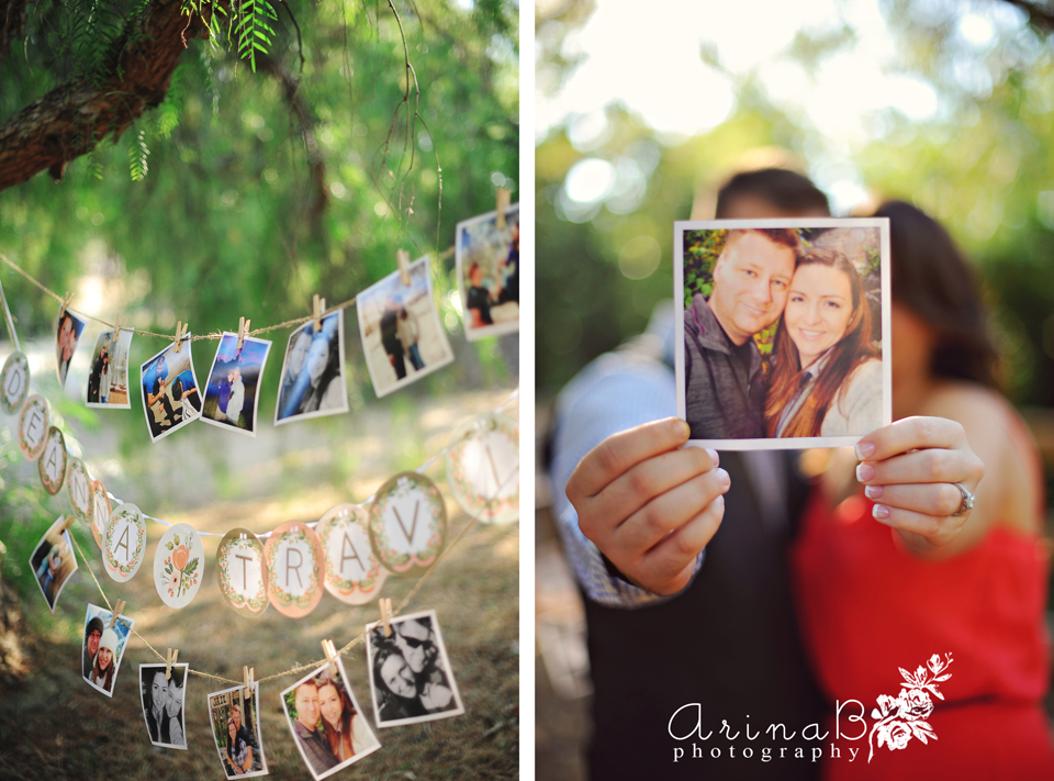 This Is Love Creative Engagement Session Arina B