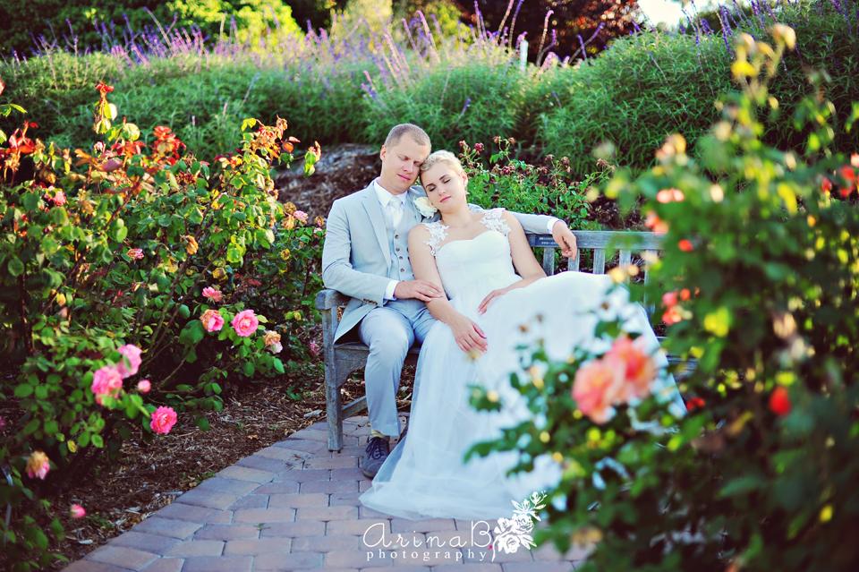 I Dos In Rose Garden South Coast Botanic Garden Wedding Preview Arina B Photography