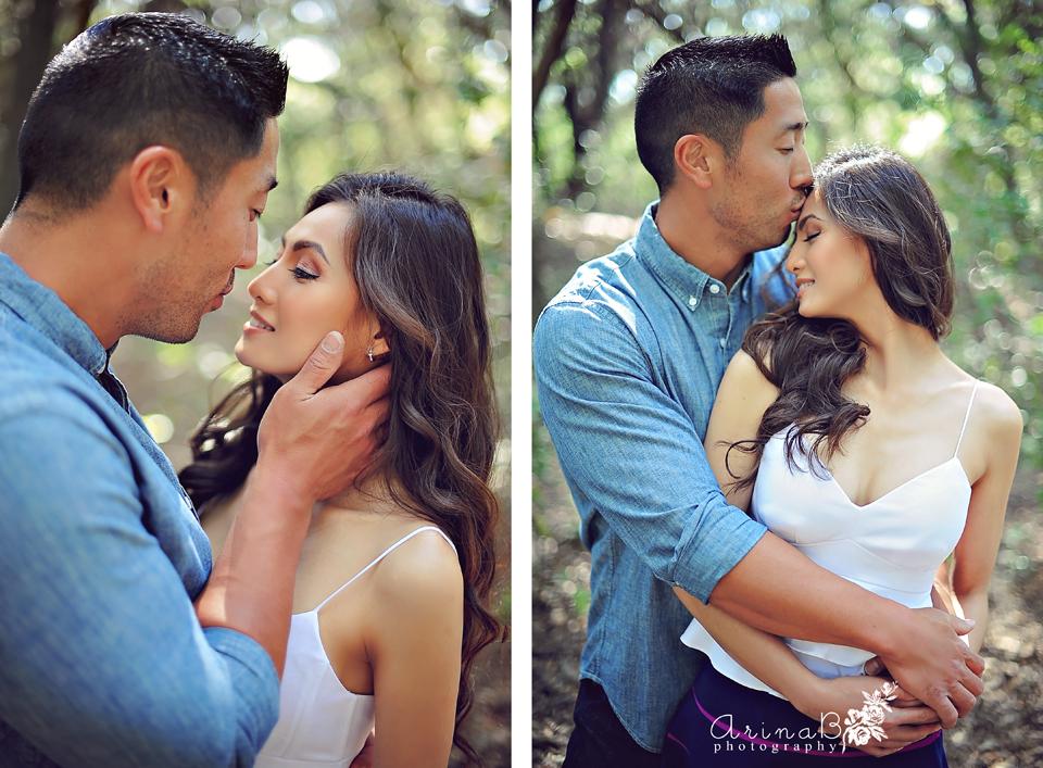 White Asian Gay Couple