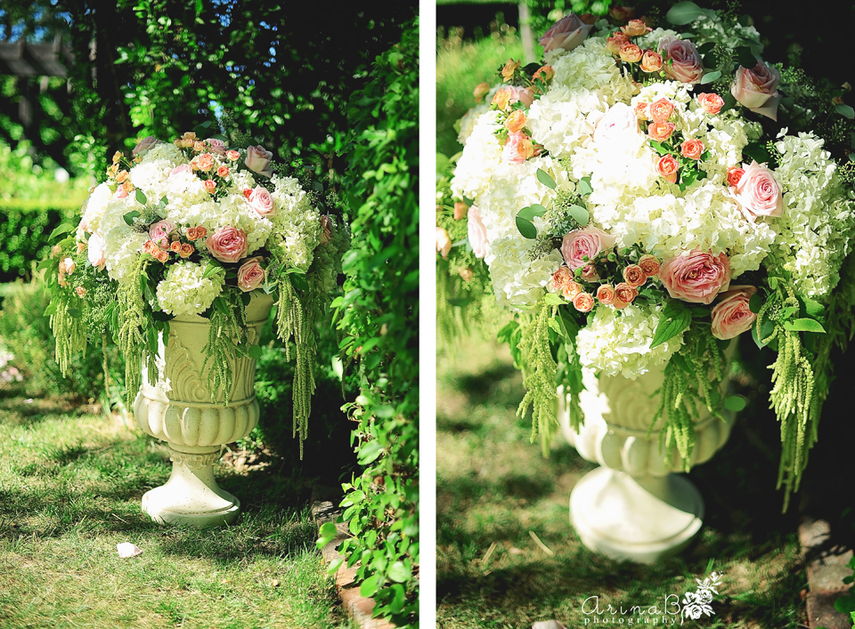 Roses Vintage Wedding Outdoors Wedding Creative Wedding Ideas 32