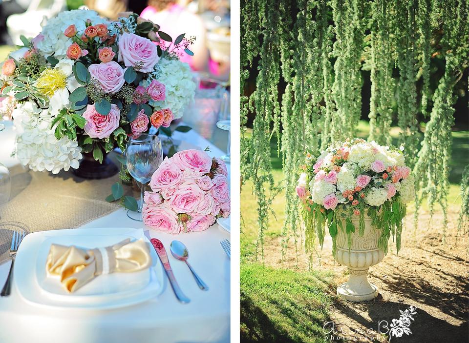 Roses Vintage Wedding Outdoors Wedding Creative Wedding Ideas 55
