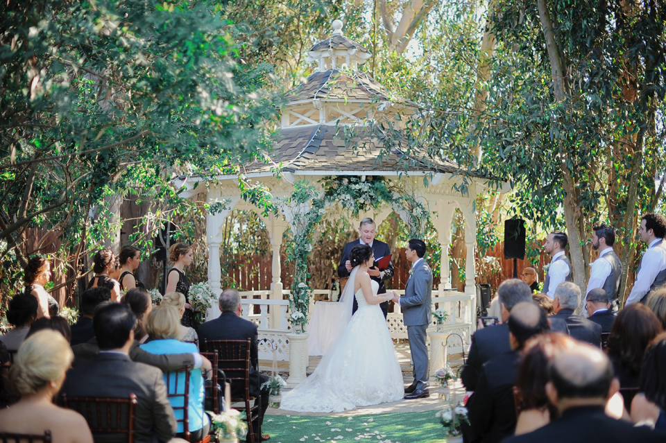 For Love of Books ( Twin Oaks Wedding, San Marcos, California ...