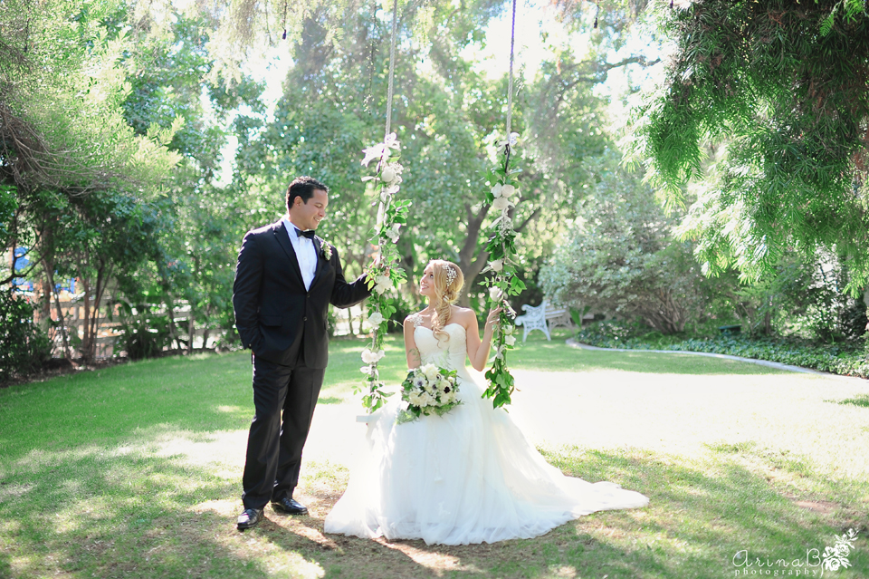 Touched by sunshine ( Wedding in Green Gables wedding estate , San Marcos)