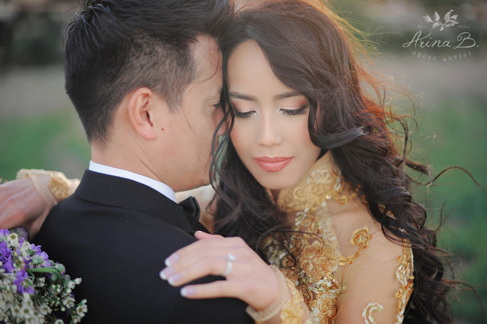Golden Sun (vietnamese wedding )