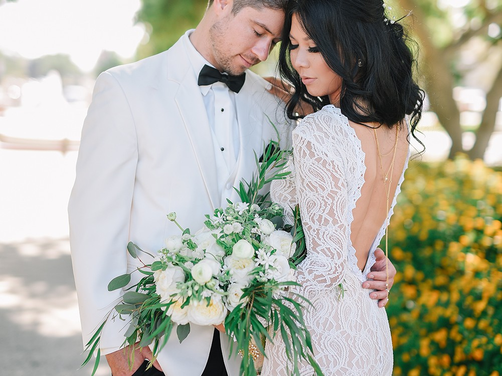 Christina + Adam San Diego Wedding