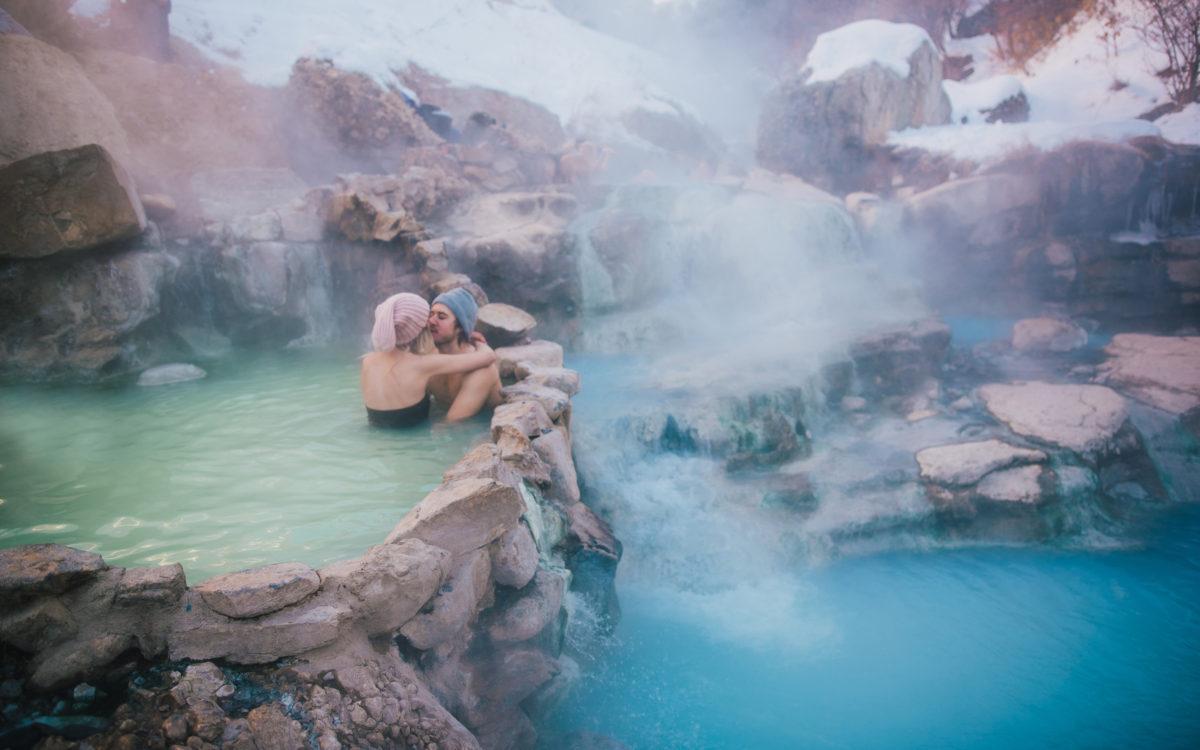 Trip to Best Hot Springs in Utah