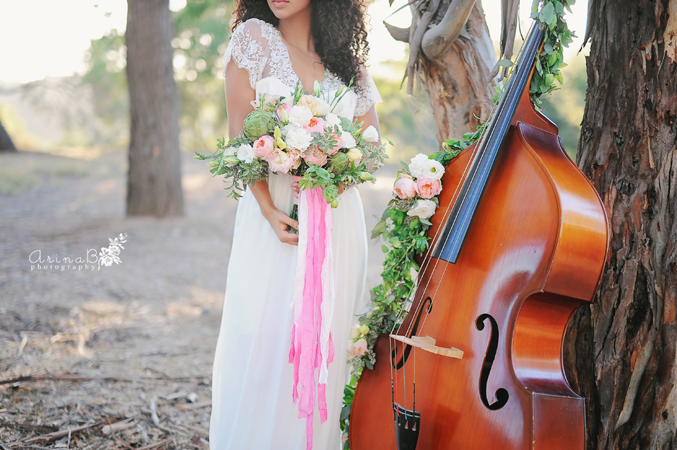 Music for my Soul (Bridal Session)