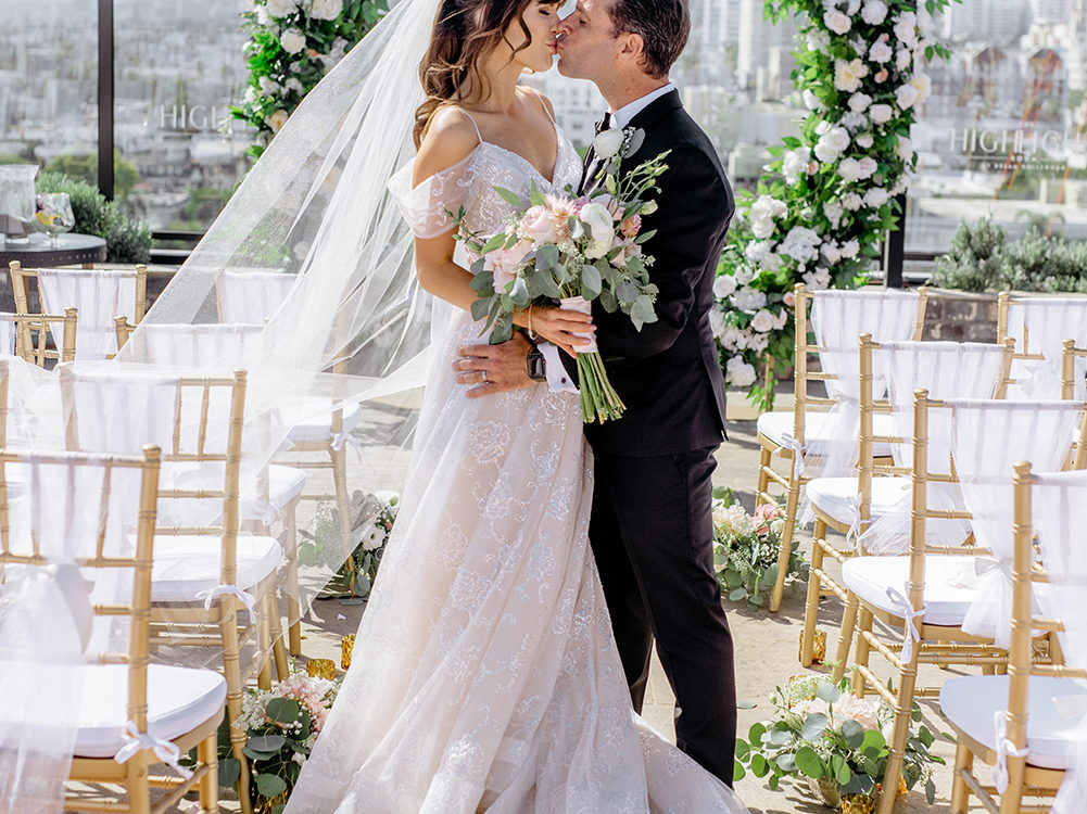 Dream Hollywood wedding