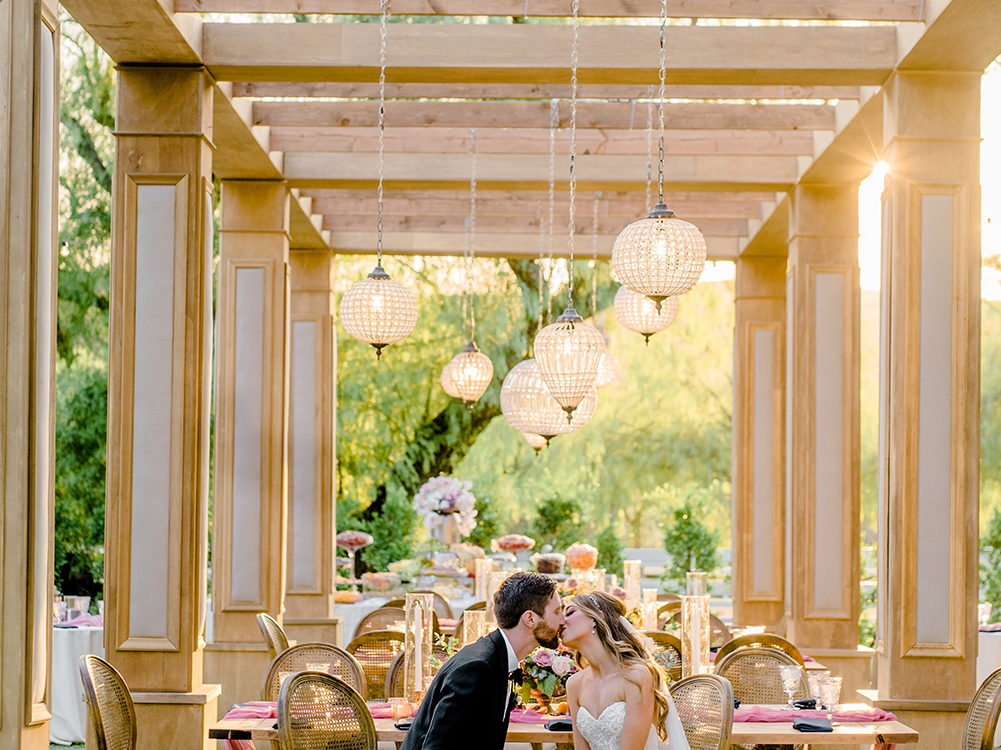 Hummingbird Ranch wedding / Ashley and Tyler